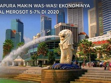 Singapura Makin Was-was! Ekonominya Bakal Merosot 5-7%di 2020
