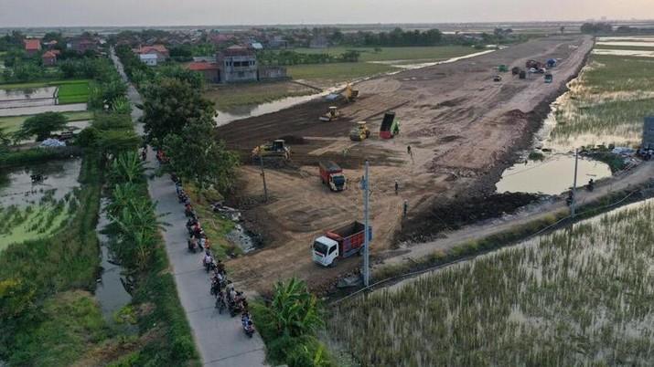 Tol Semarang - Demak (Dok.PUPR)
