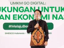 Gojek Siapkan Website Untuk Beri Solusi Digital UMKM RI