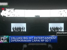 Agensi Boyband BTS, Big Hit Entertainment Bersiap Gelar IPO
