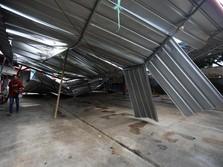 Puluhan Rumah Rusak di Depok Diterjang Angin Puting Beliung