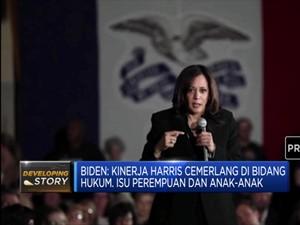 Biden Tunjuk Kamala Harris sebagai Cawapres, Ini Kata Trump