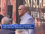 'The Rock' Dwayne Johnson Jadi Aktor Termahal di Dunia