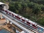 Ternyata Banyak Proyek Kereta Pemerintah Nunggak di 2020