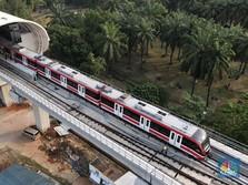 LRT Jabodebek Molor ke 2022 Ternyata Gara-Gara Ini