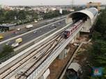 Uji Coba LRT Cibubur: Mulai Mondar-Mandir, Kapan Operasi?