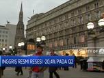 Resmi Resesi, Ekonomi Inggris Q2-2020 Anjlok -20,4%