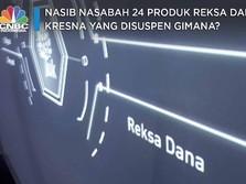 24 Reksa Dana Kresna AM Disuspensi, Nasib Nasabah Gimana?