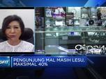 PSBB Dilonggarkan, Angka Kujungan Mal Jakarta Mandek di 40%