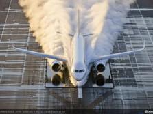 Wow! Airbus Mau Bikin Pesawat dengan Bahan Bakar Hidrogen