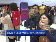 Covid-19 Buat Valuasi Apple Meroket Capai Rp 29.595 T