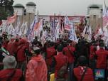 Jokowi Beri Rp 600 Ribu/Bulan, Buruh: Jauh Panggang dari Api!