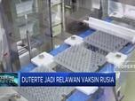Duterte Jadi Relawan Vaksin Rusia