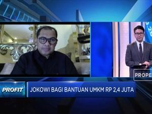 Ini UMKM Yang Bakal 'Kecipratan' Hibah Rp 2,4 Juta Jokowi