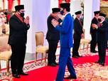 Jokowi Bicara Tanda Kehormatan untuk Duo Fahri & Fadli