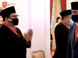 Beri Tanda Kehormatan ke Fahri-Fadli, Jokowi: Kita Teman Baik