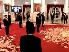 Fahri, Fadli, & Mereka yang Dapat Tanda Kehormatan Jokowi