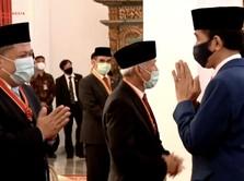 Dapat Tanda Kehormatan dari Jokowi, Apa Kata Fahri & Fadli?