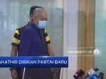 Partai Pejuang Tanah Air, Partai Baru Mahathir Mohamad