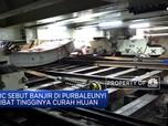 Proyek Kereta Cepat Picu Banjir di Tol Purbaleunyi