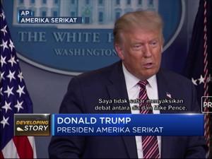 Trump Kritik Penunjukan Kamala Berisiko Bagi Partai Demokrat