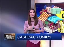 Yeayy, Ada Cashback UMKM
