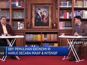 Covid-19, SBY: Manusia & Ekonomi, Keduanya Bisa Diselamatkan