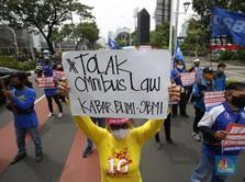 Ditolak 5 Fraksi, Pemerintah: Klaster Naker Masuk Omnibus Law