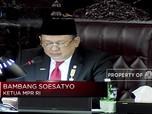 Di Hadapan Jokowi, Bamsoet Ingatkan Ancaman Krisis Pangan