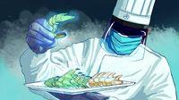 Awas! Kemasan Makanan Beku Bisa Tularkan Virus Covid-19
