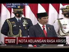 Jokowi: RAPBN 2021 Untuk PEN dengan Target PDB 4,5%-5,5%