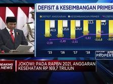 Di RAPBN 2021, Jokowi Siapkan Rp 356,5 T Dana PEN