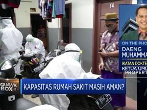 Kasus Covid-19 Jakarta Terus Naik, Pak Anies Ini Saran IDI