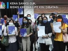Nah Lho! Kena Sanksi OJK, Bisnis Kresna Life Kini Dibatasi