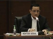 Mensos Kena KPK, Ini Warning Jokowi soal Korupsi Dana Bansos
