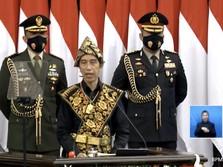 Saat Jokowi Cerita Bagaimana Covid-19 'Hancurkan' HUT RI