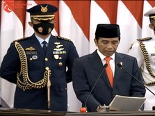 Jokowi Siapkan Rp356,5 Triliun untuk Pulihkan Ekonomi RI 2021