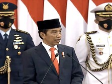 Jokowi: Ekonomi 2021 Tumbuh 4,5%-5,5%, Rupiah Rp 14.600/US$