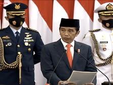 2021, Jokowi Patok Angka Kemiskinan 9,7%, Pengangguran 9,1%