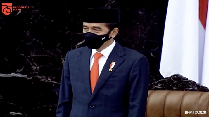 Presiden RI Jokowi (Tangkapan Layar Youtube)