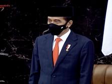 Jokowi Beberkan Ekonomi China & AS yang Semuanya Negatif
