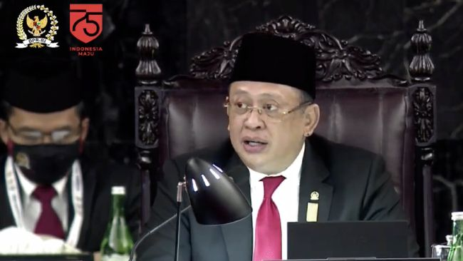 Ngeri Resesi, Ketua MPR Bamsoet Soroti Pasar Saham