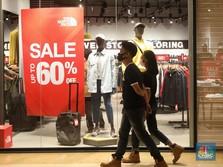 Konsumen RI 'Tiarap', Tak Pede Arungi Samudera Ekonomi