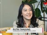 Putri Tanjung Ungkap Fenomena Go Online di Masa Pandemi
