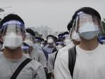 Waduh! Ribuan Dokter Demo Tentang Kebijakan Pemerintah