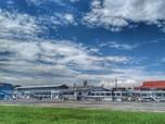 Catat! Kamis Ini, Lion Air-Citilink Terbang di Bandara Husein