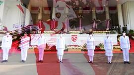 HUT ke-75 Tahun RI Merdeka, Indonesia Maju!