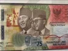 Diborong Investor, Rupiah Tumpas Dolar & Mata Uang Dunia!