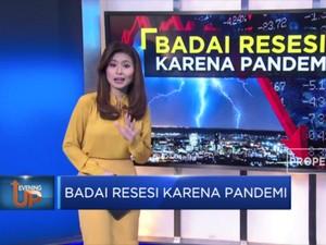 Badai Resesi Karena Pandemi