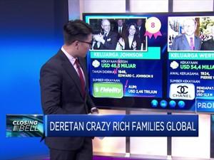 Deretan Crazy Rich Families Global